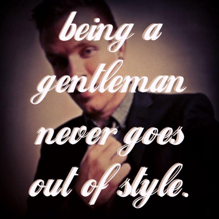 True words #gentleman #style #lifestyle