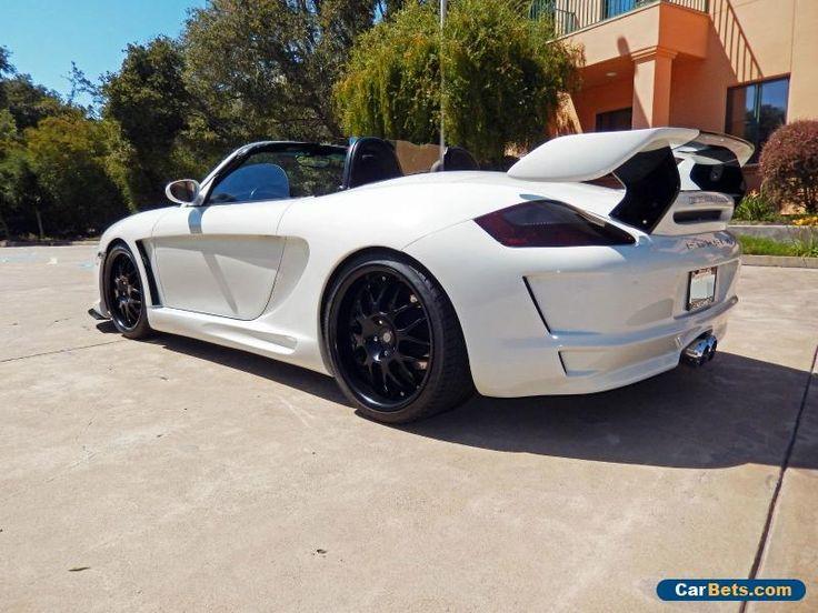 1999 Porsche Boxster Base Convertible 2-Door #porsche #boxster #forsale #unitedstates