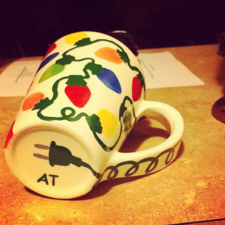 hand painted christmas cups for kids