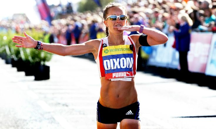 Athlete insight - Alyson Dixon - Athletics Weekly
