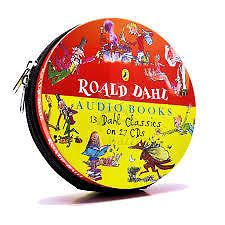 Roald dahl #audio #books - 10 #classics on 27 cds,  View more on the LINK: 	http://www.zeppy.io/product/gb/2/161847858427/