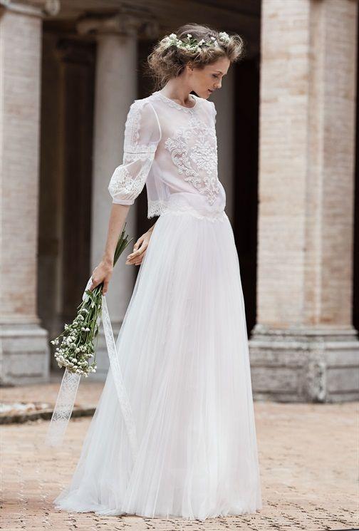 Abiti da sposa: Alberta Ferretti Forever 2016 - Vogue.it