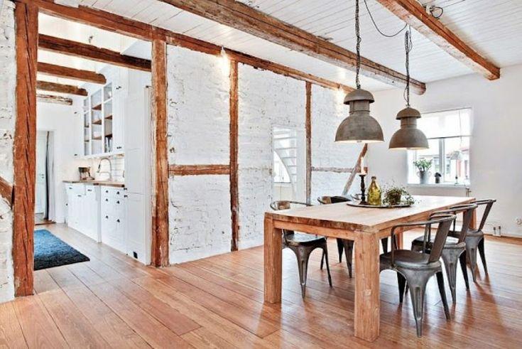 Industrial talks! In vogue decoration details to inspire you #vintage #retro #metal #furniture #lighting #casegoods #pinterest #delightfull #essentialhome