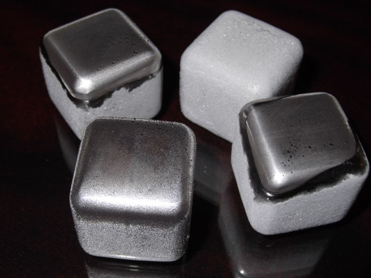 These are great stainless steel whiskey stones. If you are looking to cool your drink without dilution, these are much better then soapstone whiskey rocks. You get 6 of them with a pouch and a set of tongs for $20.17.  Visit http://www.amazon.com/gp/product/B00CIXQ5C4 to get yours. #whiskey stones #whiskey rocks #rocks for whiskey #stones for whiskey