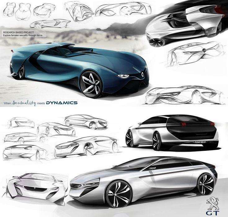 Design Sketches by Rajshekhar Dass