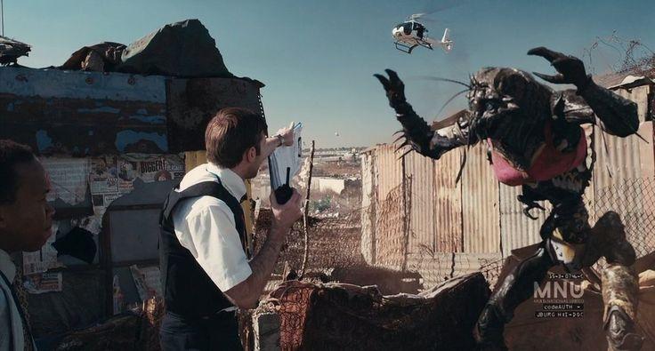 Distrito 9: Diretor quer fazer outro filme no mesmo universo