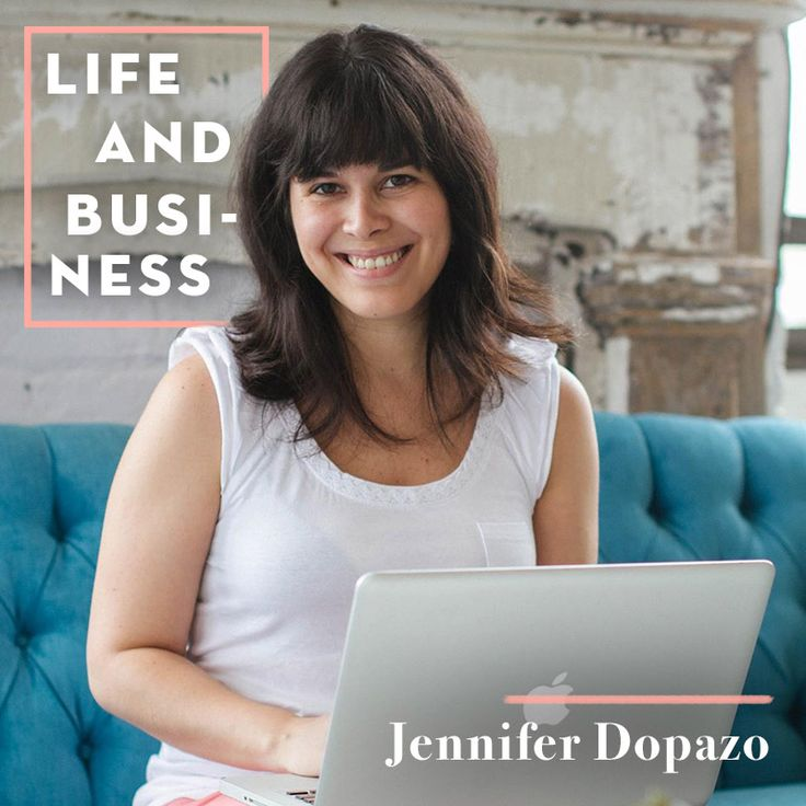 Jennifer Dopazo on being a creative entrepreneur, and how moving her business online attracted the wrong kind of clients.