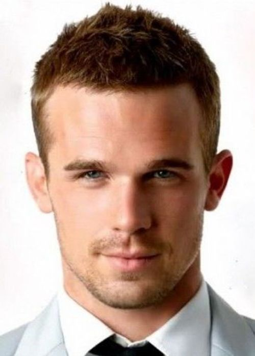 Cam Gigandet Crew Cut Hairstyle: Boyish and playfulcrew_cut_hairstyles_for_men_15