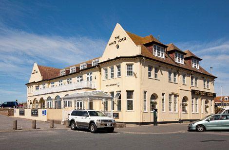 White Horse Inn, Rottingdean -  good grub