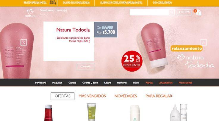 CyberDay: Natura comercializará productos en gran evento tecnológico   Zoom Tecnológico Chile