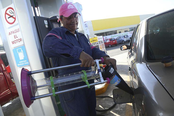 Arranque limitado de 3a etapa de libre precio de gasolinas - La Razon