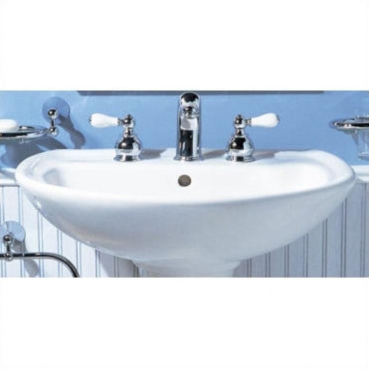 American Standard Cadet Pedestal Sink Bowl