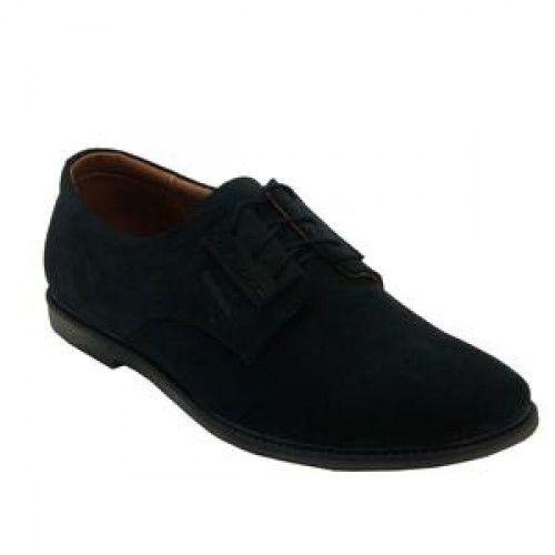 Мужские туфли замшевые 685грн