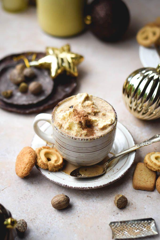 Eggnog Latte (Starbucks Copycat)