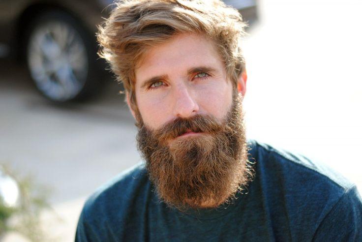 Beard with mustache - photo#15