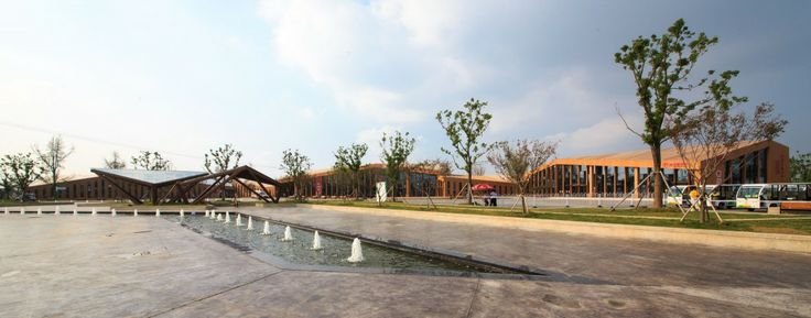 8th Chinese Flower Expo Information Centre / LAB Architecture Studio