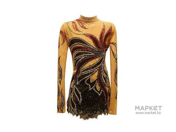 Одежда для девочек: Купальники для художественной гимнастики на Маркете