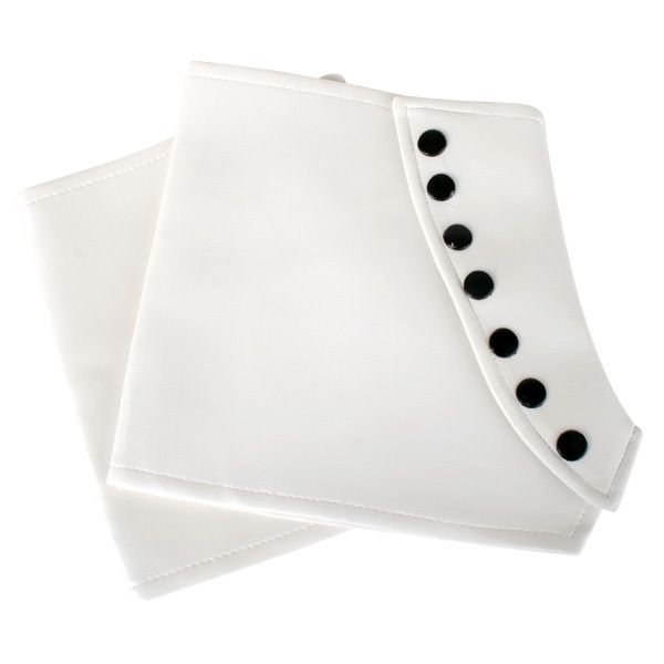 Gangster Costume Accessories   Vinyl Spats   Costumes and Party Supplies