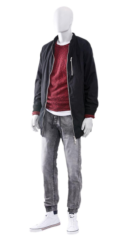 EASY GOING  Shirt, Pullover & Blouson z.B. REVIEW  Cuffed Pants z.B. TOM TAILOR DENIM