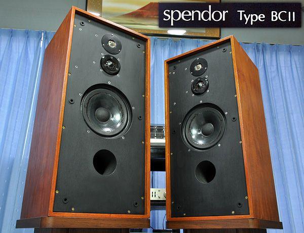 SPENDOR Type BCII