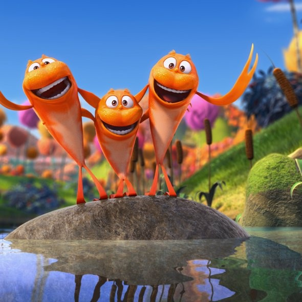 """Unless someone like you cares a whole awful lot, nothing is going to get better. It's not."" -The Lorax"