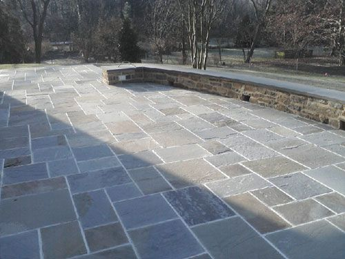 Patio Bluestone | Blue Stone Patios | Stone Pavers Patios | Patio  Contractors Of .