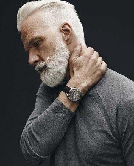 ältere Männer Frisuren Männer Frisuren Pinterest Männer