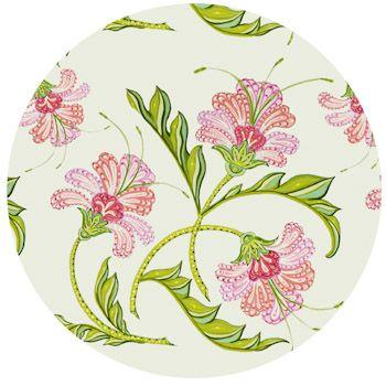 Pretty Floral Hoop Kit Art