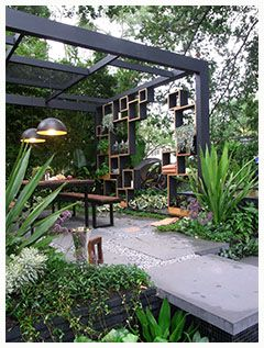 The 27 best images about Modern Small Garden on Pinterest