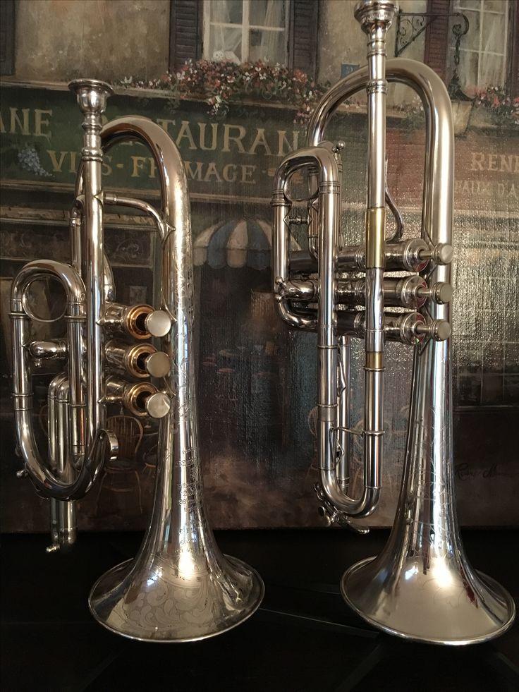 Vintage cornets!