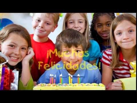 Felis Cumpleaños Chavitos, Feliz Cumple, Video Cards, Felicitaciones en ...