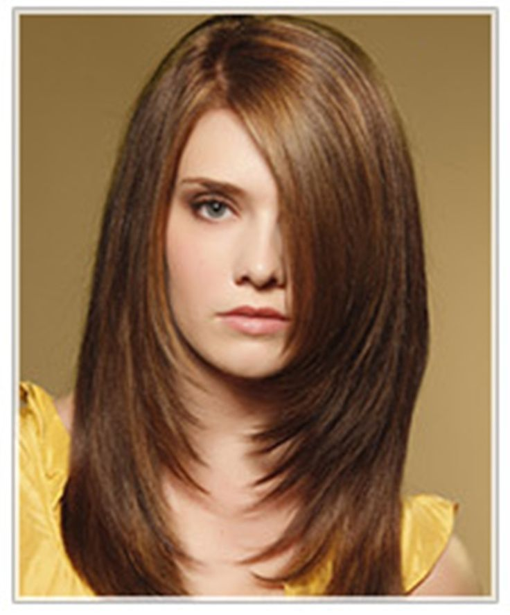 Hairstyles With Layers 30 best layered haircuts hairstyles trends for 2017 Medium Medium Length Straight Hairstyles Pinterest Latest