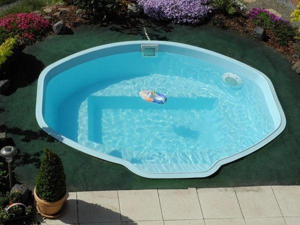 Small Inground Pools Garden Design Ideas Garden Pool Small Inground Pool Homemade Swimming Pools Small Pool Design