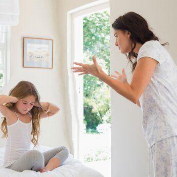 Consejos para regañar de forma constructiva y educativa a los niños. Cómo utilizar el castigo educativo. Técnicas de educación para padres. Castigos y regañinas en la educación infantil.