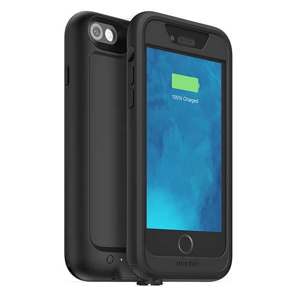 Mophie Juice Pack H2PRO Waterproof iPhone 6 Case with Built-In Backup Battery