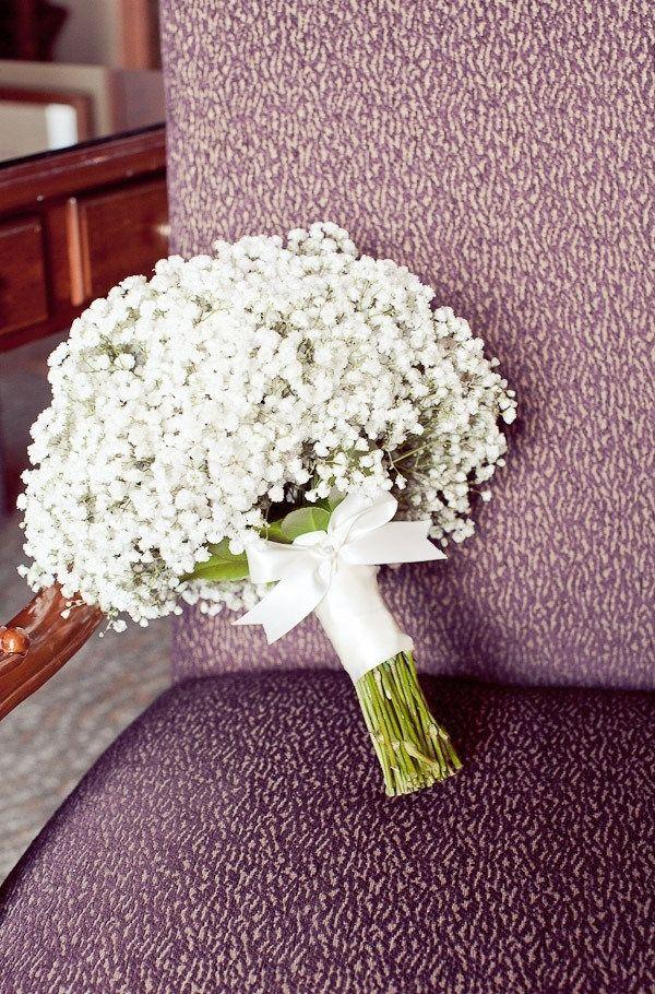 Babies breath bouquet | Fresh flower boutques | floral arrangements | floral design | flower design
