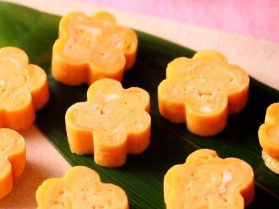 akemi3mama さんのレシピ「竹串でお花の卵焼き♪キャラ弁おかずに♪」を動画でご紹介します。
