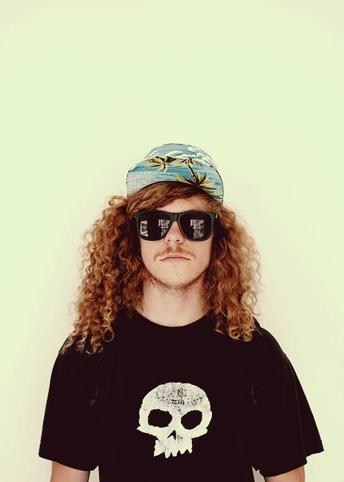 Blake Anderson, i dont know what it is but i love him!