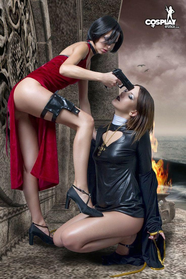 Video Game Cosplay  Killer Cosplay  Pinterest  Cosplay -4763