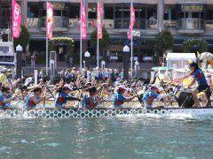 Sydney Chinese New Year Festival - Dragon Boat Races | Events in Sydney The Sydney Chinese New Year