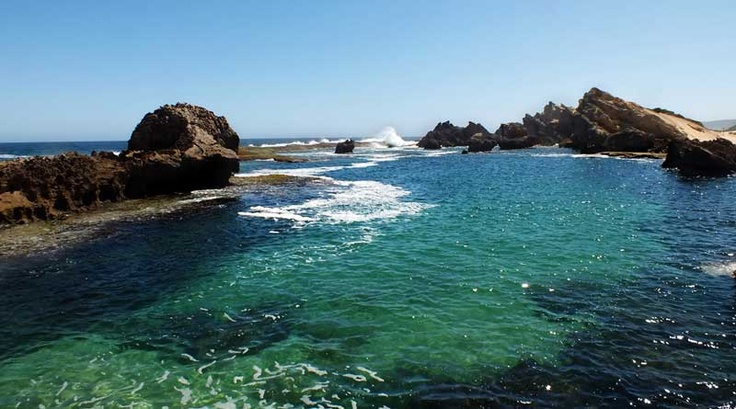 Blue Water Pools - #gardenroute
