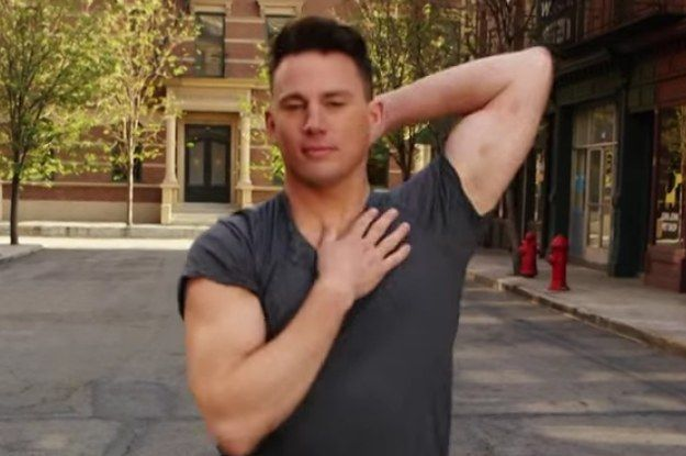 This Video Of Channing Tatum Dancing Will Give You Life, That's All