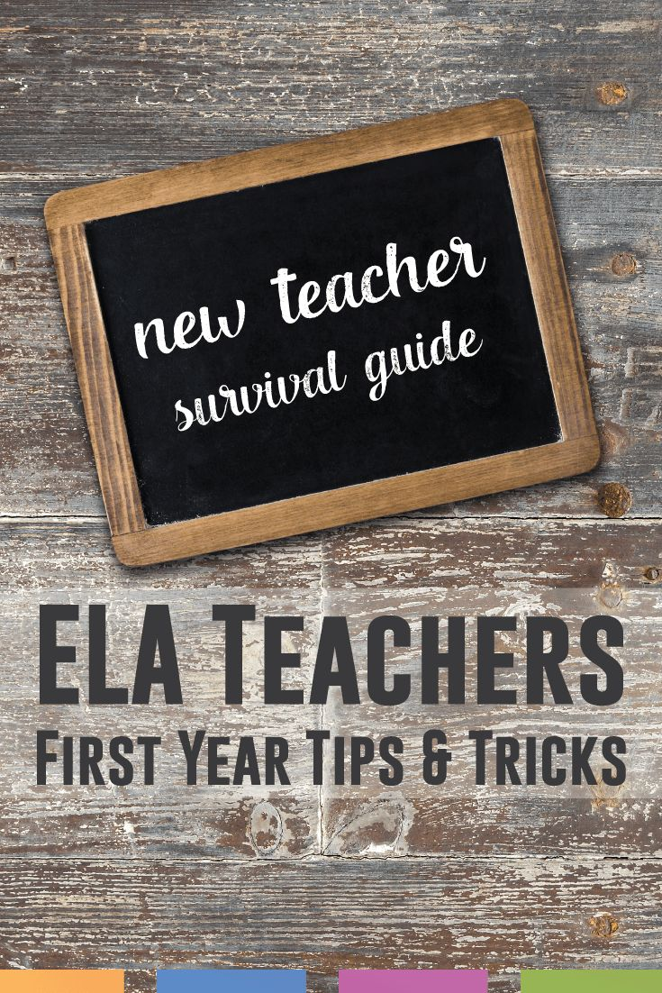 First Year Language Arts Teacher Ultimate Guide