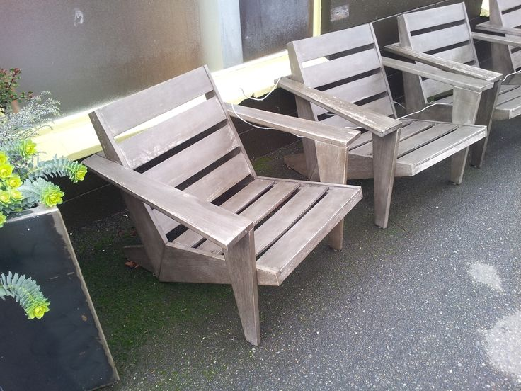 Best 25 modern adirondack chairs ideas on pinterest for Furniture edmonds wa