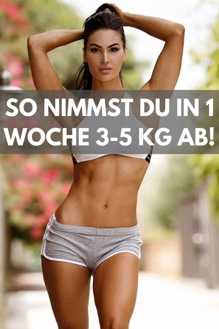 Wie man mit Sport schnell Gewicht verliert