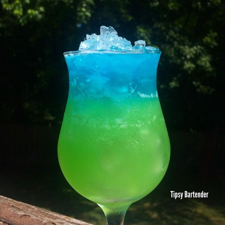 Absolutely Magnificent! For the recipe, visit us here: http://www.tipsybartender.com/blog/absolutely-magnificent