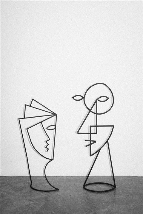 La forja del escultor Diego Cabezas – Sany R