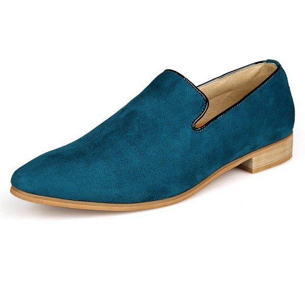 JINTOHO fashion slip on men velvet loafers,Spring and Autumn men leather shoes, suede loafers mocassin men flats-inMen's Flats from Shoes on Aliexpress.com | Alibaba Group