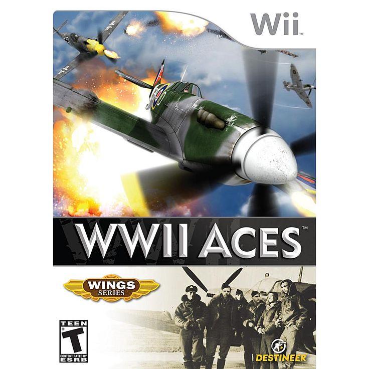 Nintendo World War 2 Aces - Wii