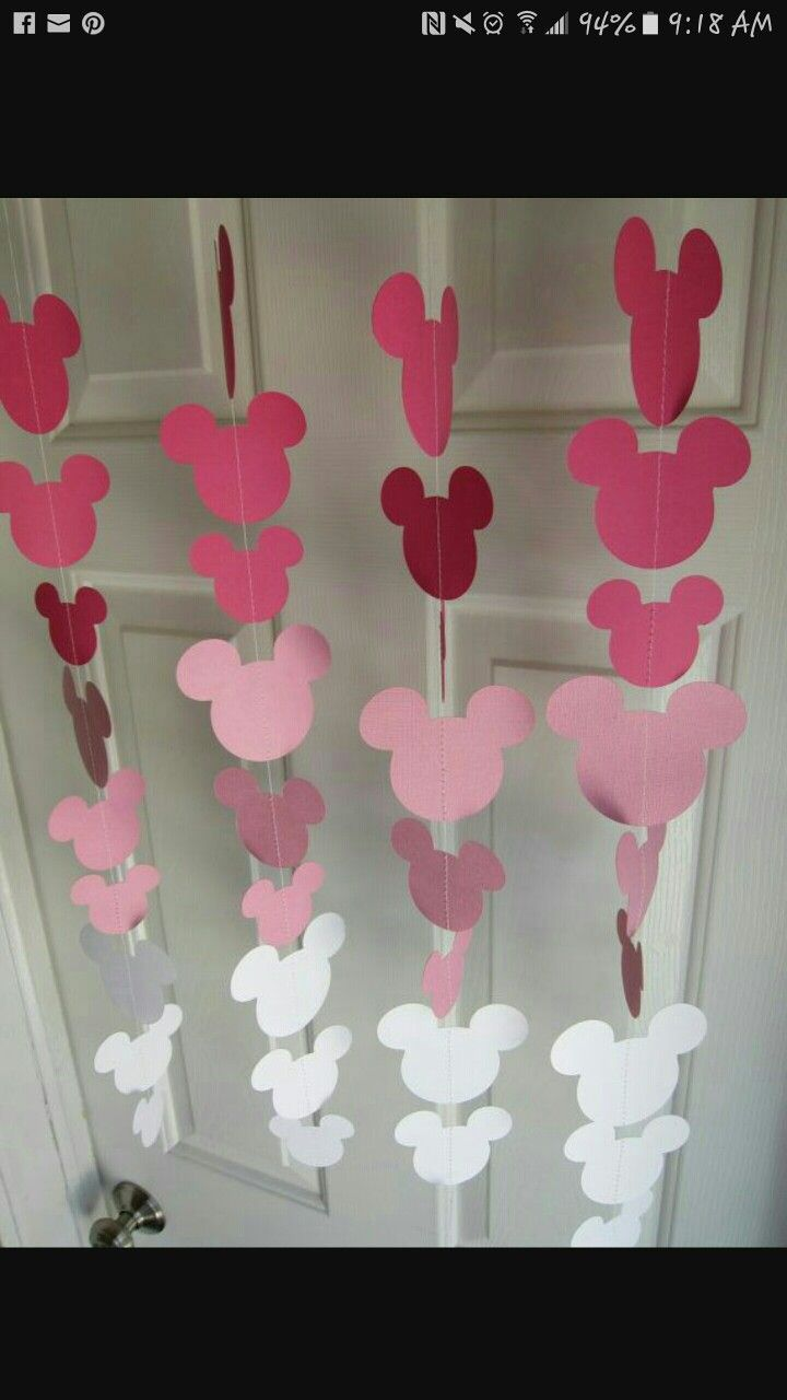 62 best Minnie Mouse party ideas images on Pinterest Minnie mouse